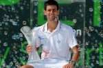 Impressive Nole wins 30th career title in Miami!