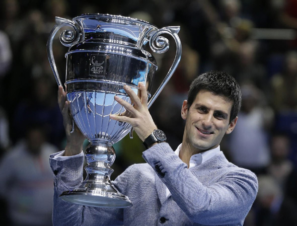 Novak Wins Arthur Ashe Humanitarian Of The Year Award Novak Djokovic
