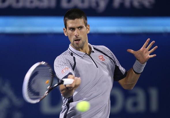 Novak bolji od Viktora, protiv Bautiste Aguta u drugom kolu Dubaija