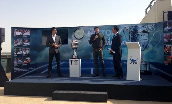 ATP proslavlja 40 godina ATP rang liste kampanjom bogate teniske baštine