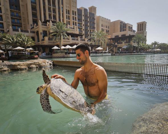Novak podržao projekat zaštite kornjača