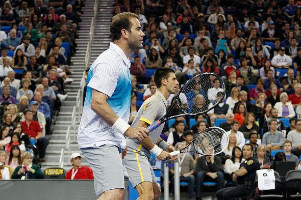Novakov teniski spektakl u Los Anđelesu