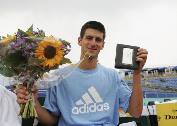 Novak je osvojio svoju prvu ATP titulu u Amersfortu...