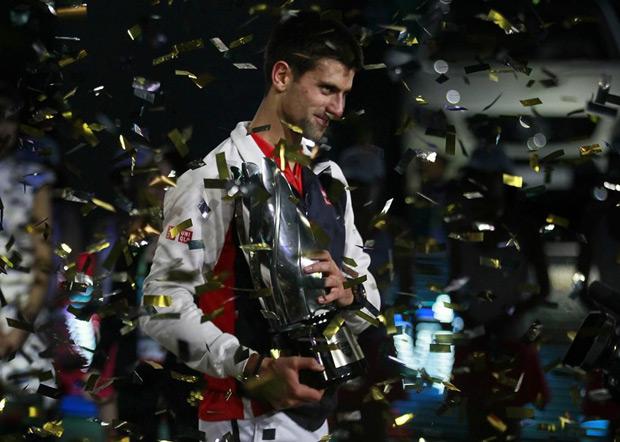 Novak je osvojio najveći broj različitih osvojenih turnira iz Masters 1000 serije (8/9).
