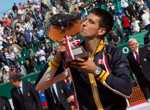 ATP lista: Nole povećao broj poena na 12.900!