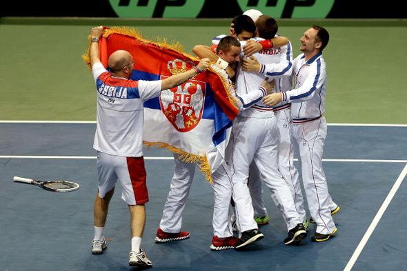 Srce veće od Amerike, Nole povređen doveo Srbiju do polufinala Dejvis kupa!