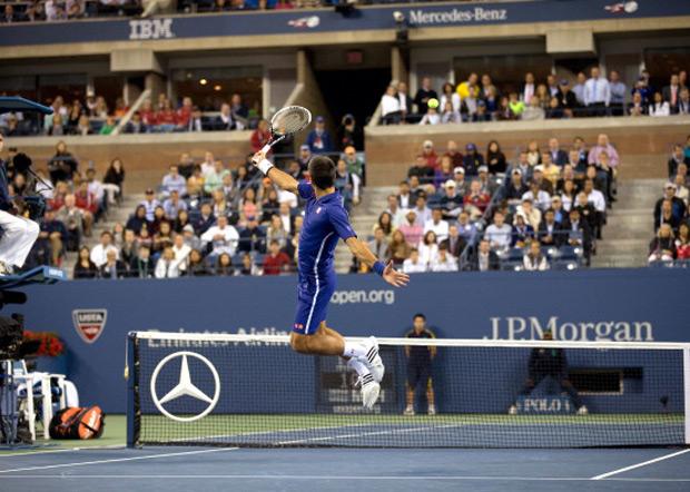 Odigrao je najduže finale u istoriji US Opena, 4h 54 min. (2012. godine protiv Endija Marija)...