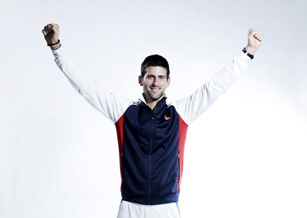Novak je osvojio najviše titula u nizu na turnirima iz Masters 1000 serije...