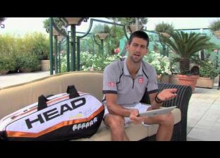 HEAD Tour TV: 'Player to Player' intervju sa Novakom