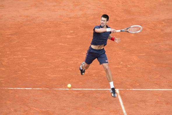 Novak na čelu žreba u Madridu