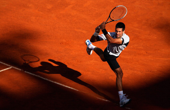 Novak među osam najboljih u Rimu