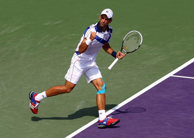 Imao je najviše uzastopnih pobeda na turnirima iz Masters 1000 serije (31).