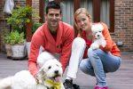 Nole i Jelena pomažu centru za udomljavanje napuštenih pasa Dogs Trust