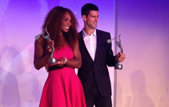 Noletu u Parizu uručeno ITF priznanje za najboljeg tenisera u 2012.