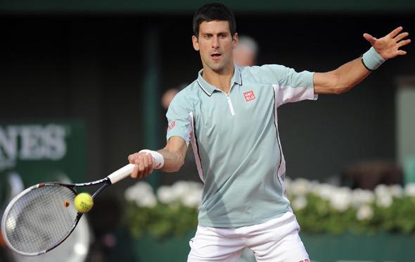 Novak srušio Dimitrova za 500. pobedu u karijeri i osminu finala Rolan Garosa