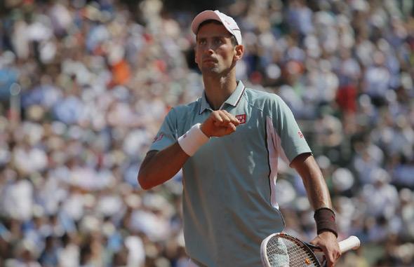 ATP lista: Nole prvi sa 11.830 poena