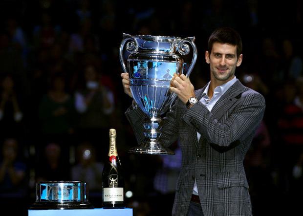 Novak se najbrže kvalifikovao za završni turnir ikada (za 18 nedelja i 6 dana) (2011. godina).