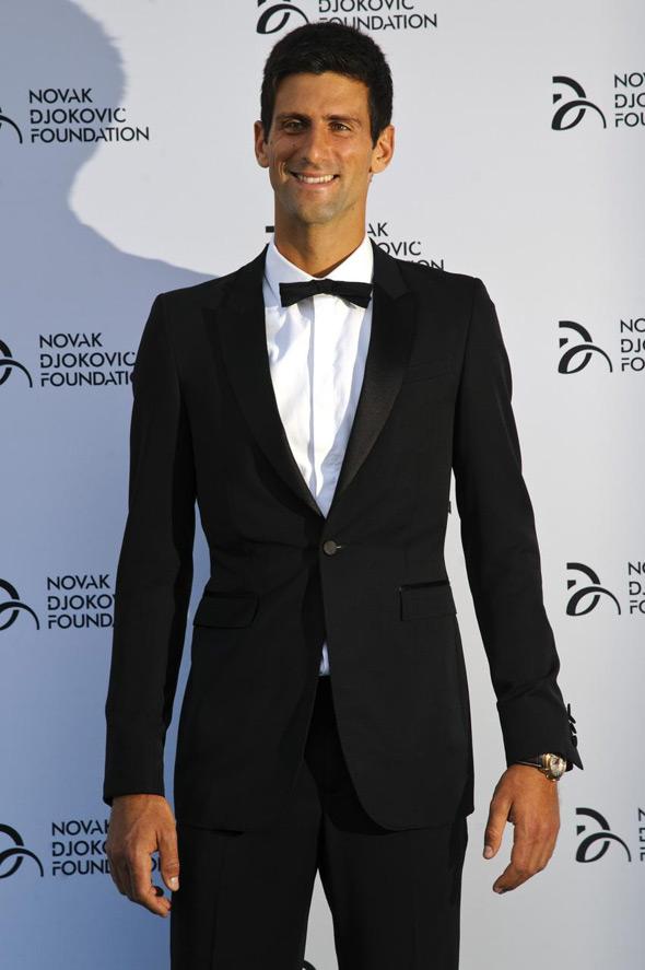 Fondacija Novak Đoković prikupila 1,2 miliona funti na prvoj dobrotvornoj večeri u Londonu