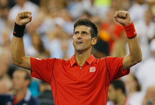 Novak prejak za Berankisa u prvom kolu US Opena - 6:1, 6:2, 6:2
