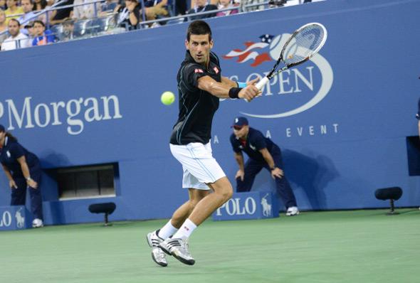 Nole deklasirao Souzu za plasman u osminu finala US Opena