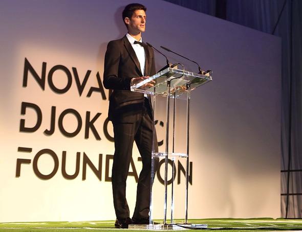 Druga humanitarna večera Novak Đoković Fondacije u Njujorku