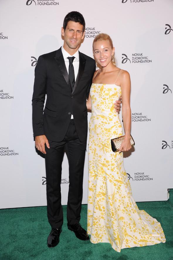 Fondacija Novak Đoković prikupila 2,5 miliona dolara na dobrotvornoj večeri u Njujorku