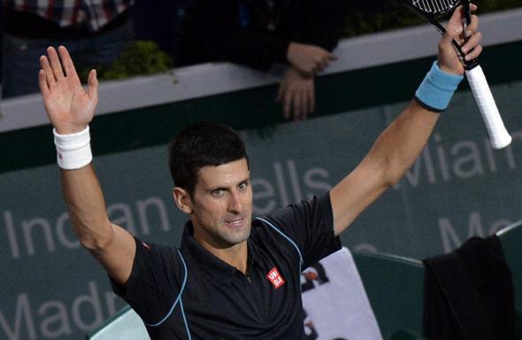 Nole preokretom do četvrtfinala Mastersa u Parizu