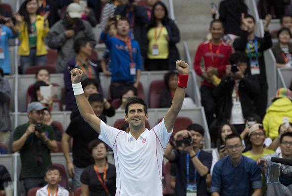 Pobeda Novaka nad Verdaskom za plasman u četvrtfinale Pekinga