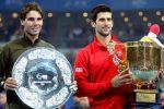 ATP lista: Novak na drugom mestu posle 48 uzastopnih nedelja na vrhu