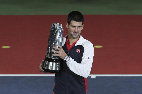 Objavljen žreb za Masters u Šangaju, Novak čeka Janka