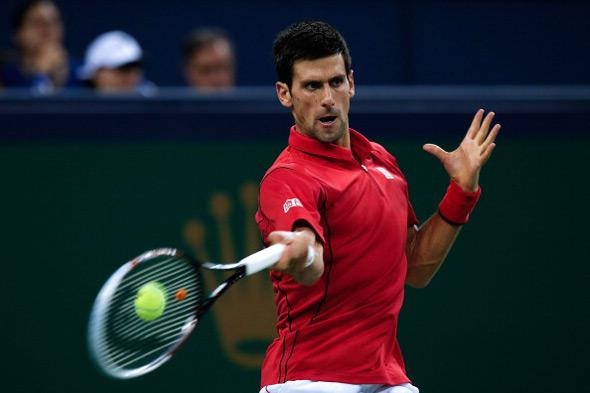 Kraj i za Fonjinija, Novak u četvrtfinalu Šangaja protiv Monfisa