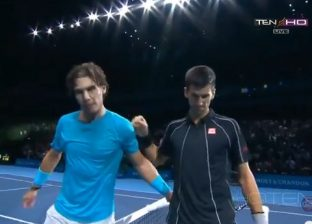 ATP World Tour finale (Highlights)