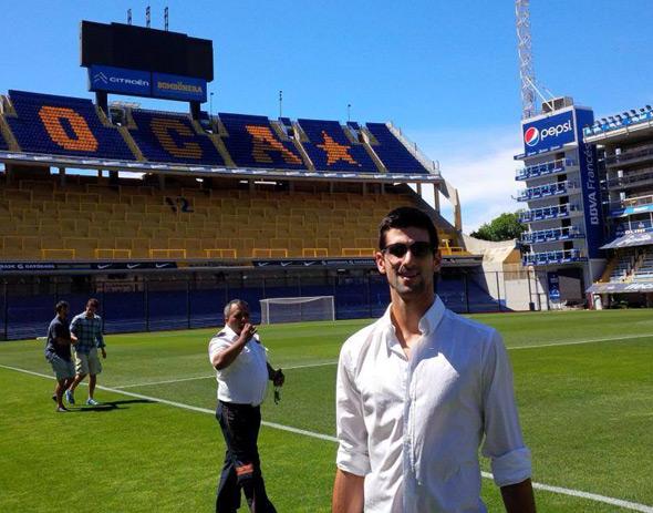 """Novak """"zapalio"""" Buenos Aires (FOTO + VIDEO)"""