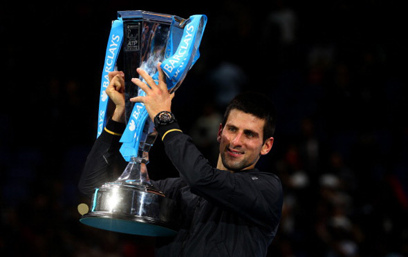 Završni turnir u Londonu: Nole u grupi B sa Federerom, Del Potrom i Gaskeom!
