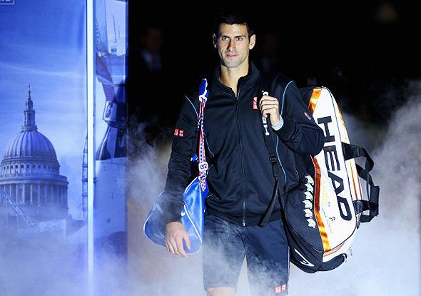 Pobeda Novaka nad Federerom u prvom meču na završnom turniru u Londonu!