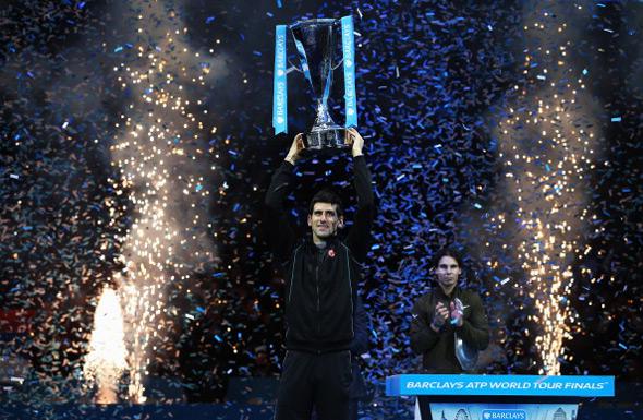 Pao i Rafa, nesalomivi Nole odbranio titulu na ATP World Tour finalu u Londonu!