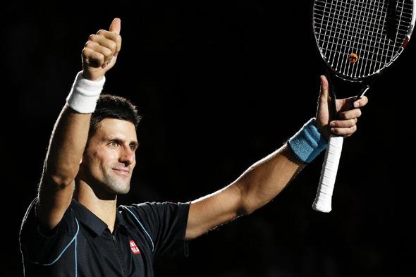 ATP lista: Nole i dalje na drugoj poziciji