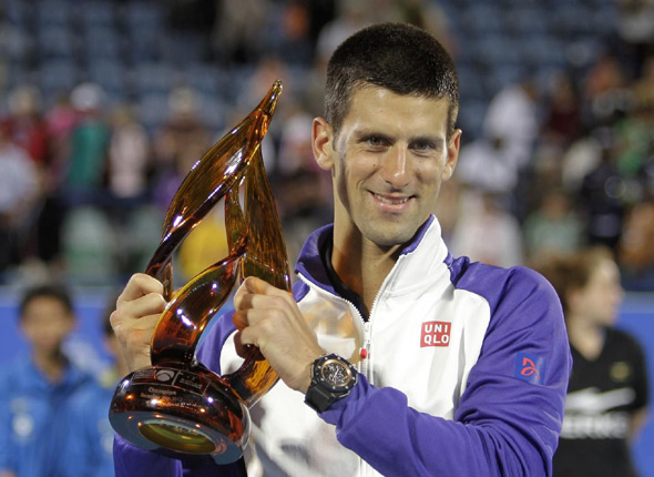 0d9894c3f Nole to defend title at Abu Dhabi exhibition event – Novak Djokovic