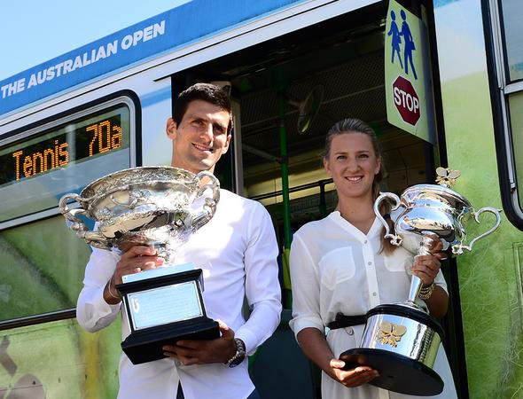 Novak od ponedeljka brani titulu na Otvorenom prvenstvu Australije