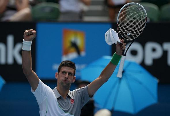 Ekspresna pobeda Novaka nad Fonjinijem za plasman u četvrtfinale Australijen Opena