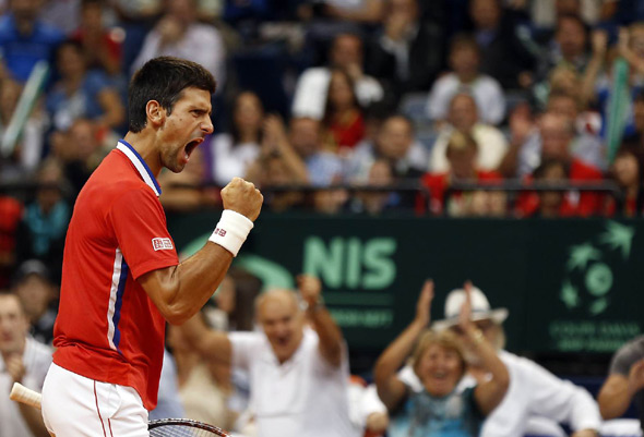 Novak: Svim srcem sam uz momke u Novom Sadu