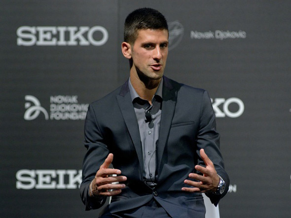Novak je novi promoter japanskog brenda SEIKO