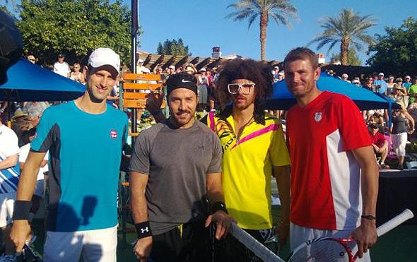"Novak učesnik 10. izdanja ""Tennis Desert Showdown""-a"