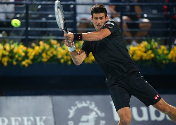 Pobeda Novaka na startu turnira u Dubaiju