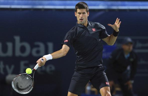 "Nole u četvrtfinalu turnira ""Dubai Duty Free Tennis Championships"""