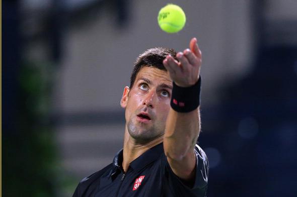 Novak u polufinalu Dubaija, Južnji se povukao zbog bolesti