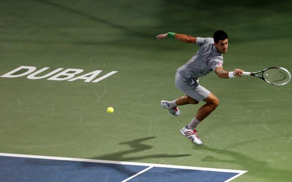 Federer zaustavio Novaka u polufinalu Dubaija
