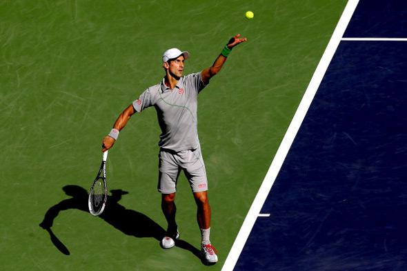 Nole protiv Federera za prvu titulu u 2014. godini!