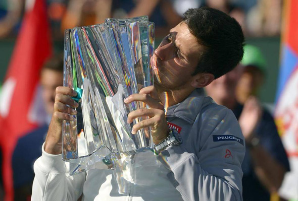 Fantastični Novak srušio Federera i osvojio 42. titulu u karijeri, prvu u sezoni!