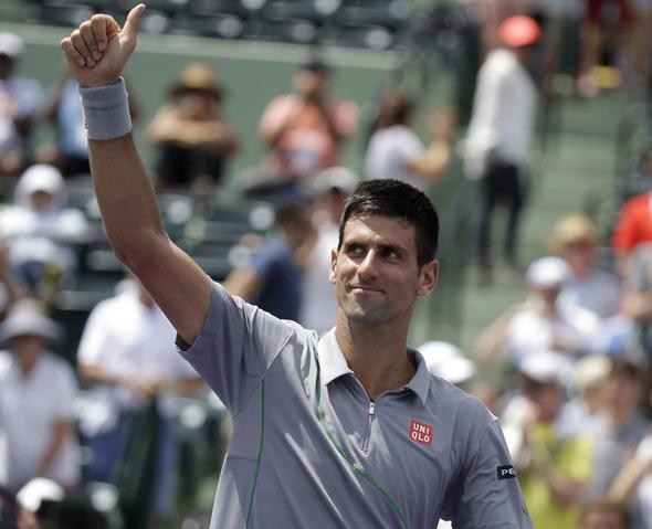 Fantastični Novak srušio Mareja i plasirao se u polufinale Mastersa u Majamiju